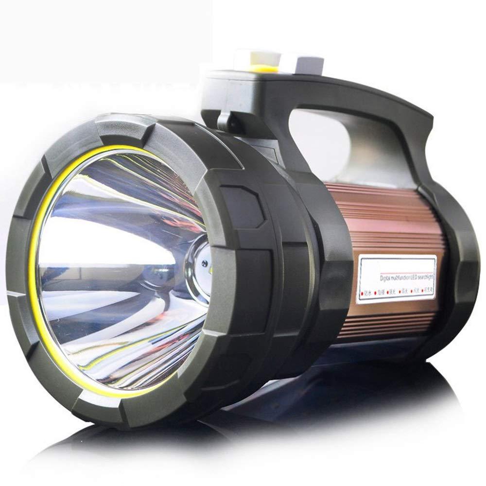 CHA Outdoor-Scheinwerfer Blendung 1000 Meter Lithium-Batterie mit hoher Reichweite Nachtfischen