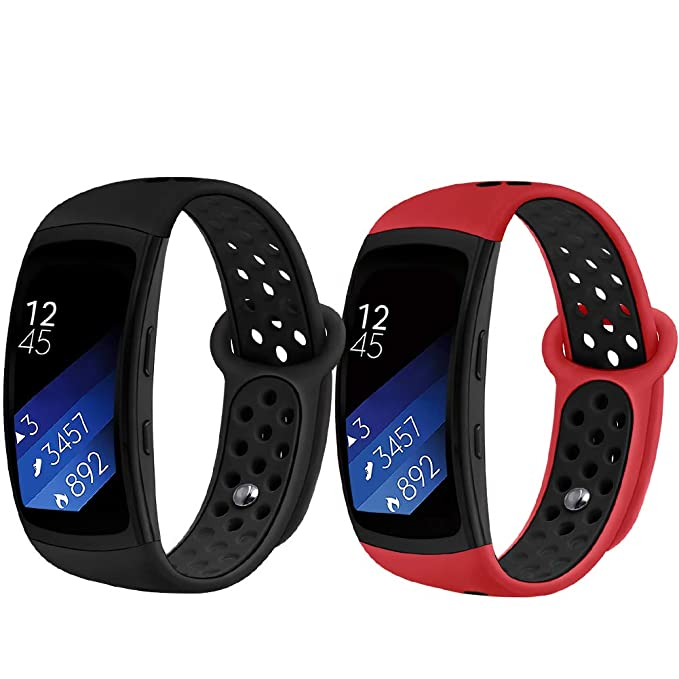Correa de Repuesto para Gear Fit2 Pro / Fit2, Kmasic de ...