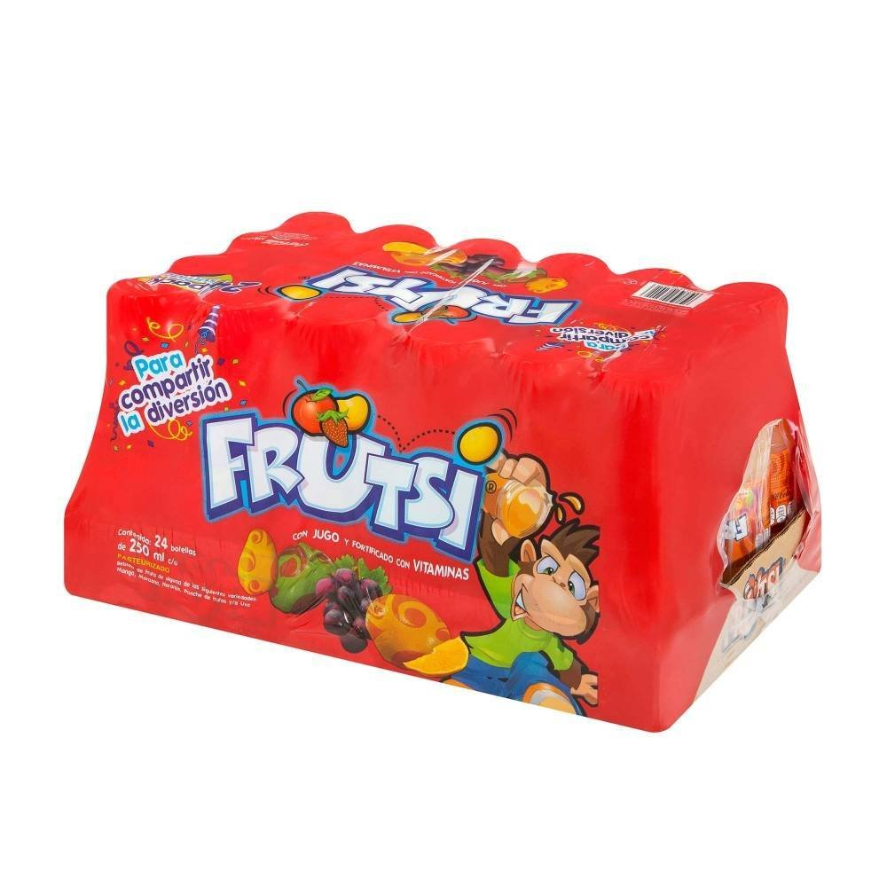 Amazon.com : FRUTSI 24pk Mexican flavored drink Assorted flavors : Grocery & Gourmet Food