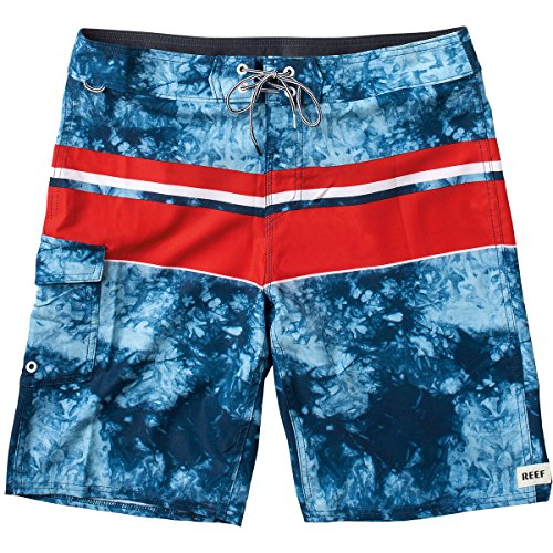 Reef Mens Southern Boardshort Size 30 Blue