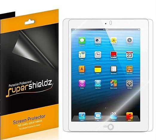 Amazon.com: [3-Pack] supershieldz- alta definición Protector ...