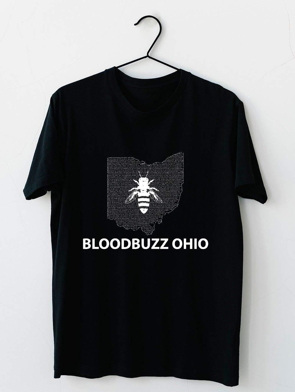 Bloodbuzz Ohio 37 T Shirt For Unisex