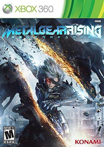 Metal Gear Rising Revengeance - Xbox 360 (Metal Gear Rising Revengeance 360)