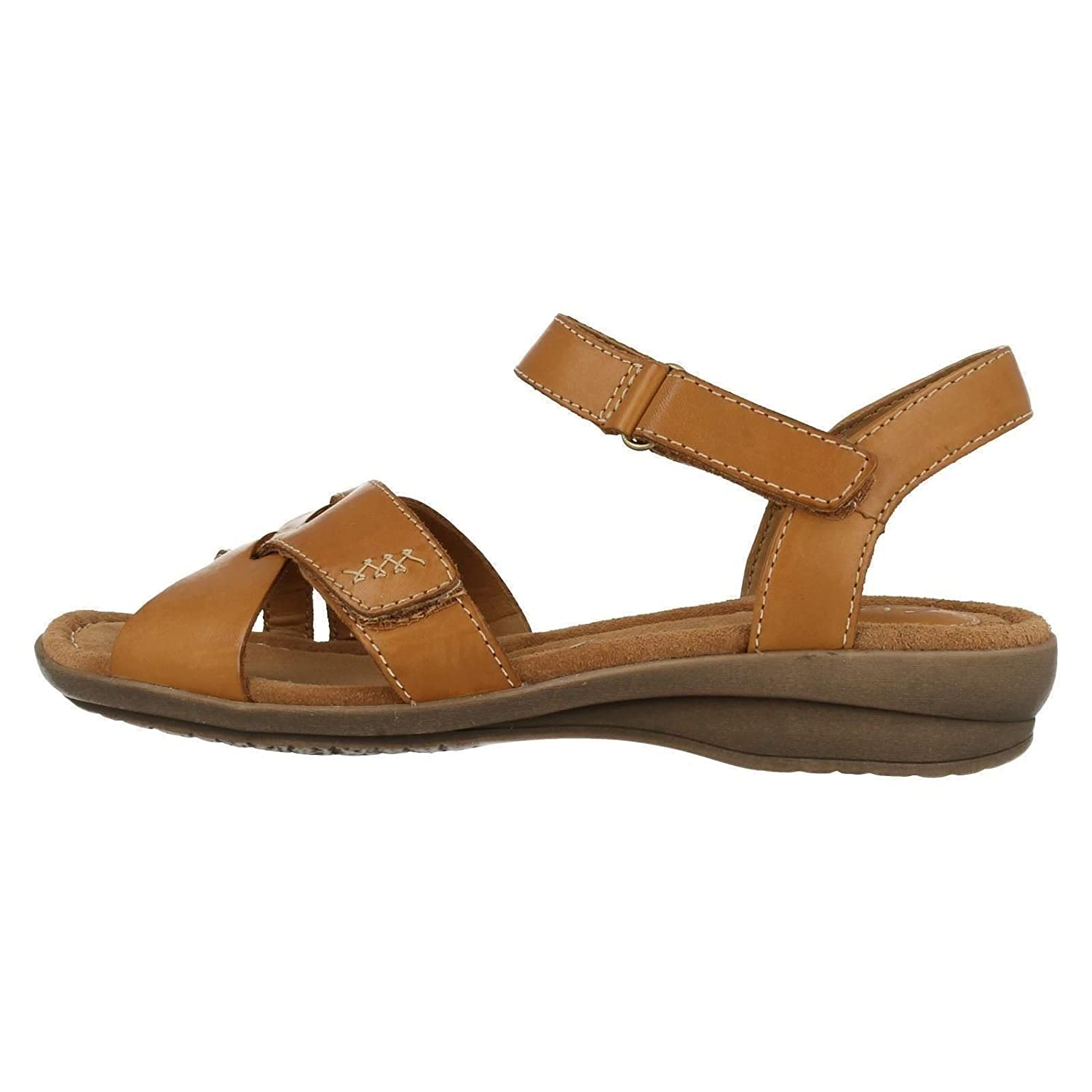 13485148d4be Clarks Ladies Sandals Reid Laguna  Amazon.co.uk  Shoes   Bags