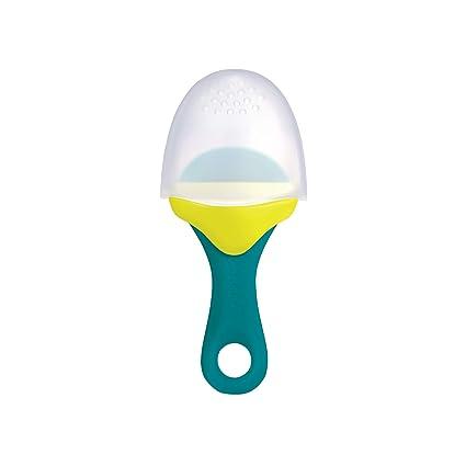 Boon 30691179 - Alimentador antiahogo, silicona, color verde ...