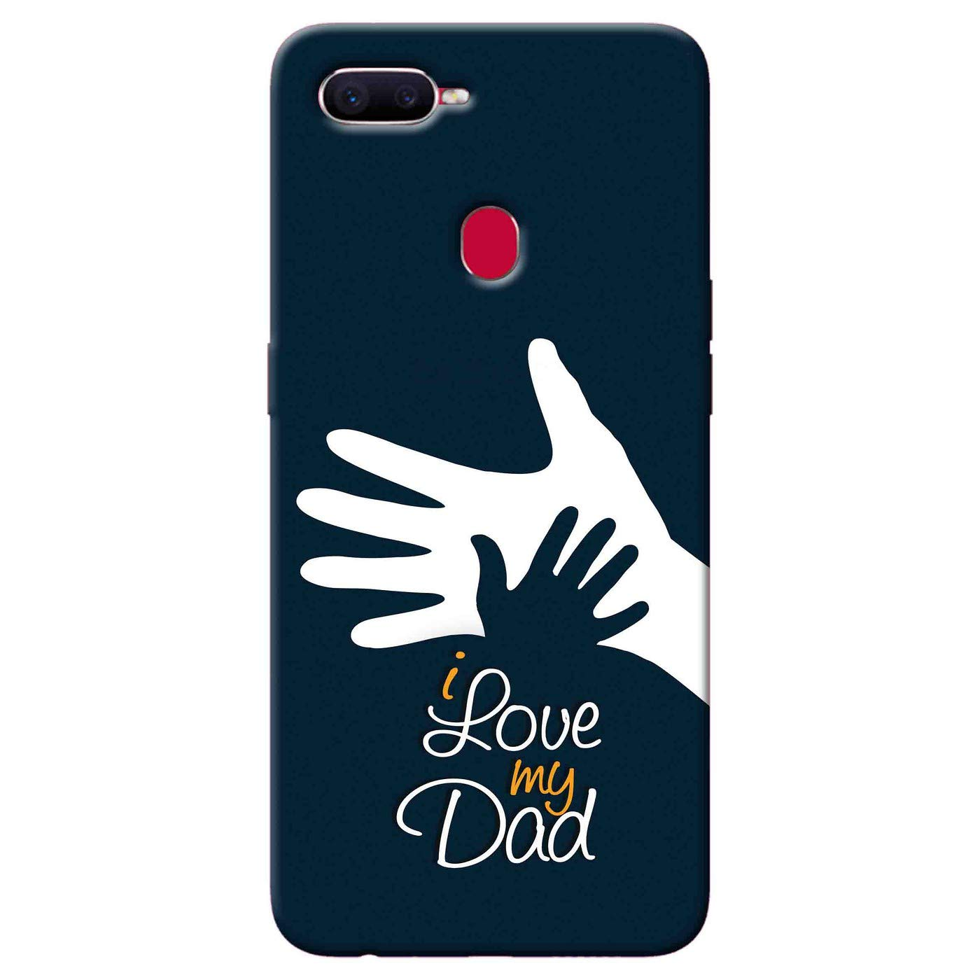 official photos e29f9 ea6d1 Shaivya Me N Daddy Love Silicone Rubber Finished TPU: Amazon.in ...