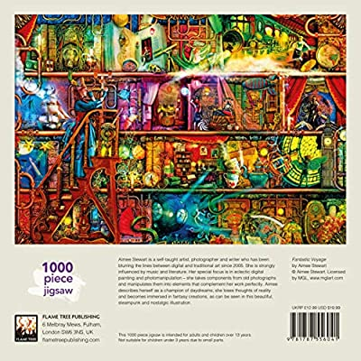 1000 piece jigsaw puzzles amazon uk