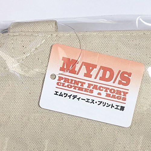 エムワイディエス(MYDS) カナブン<昆虫シリーズ/キャンバス M トートバッグ