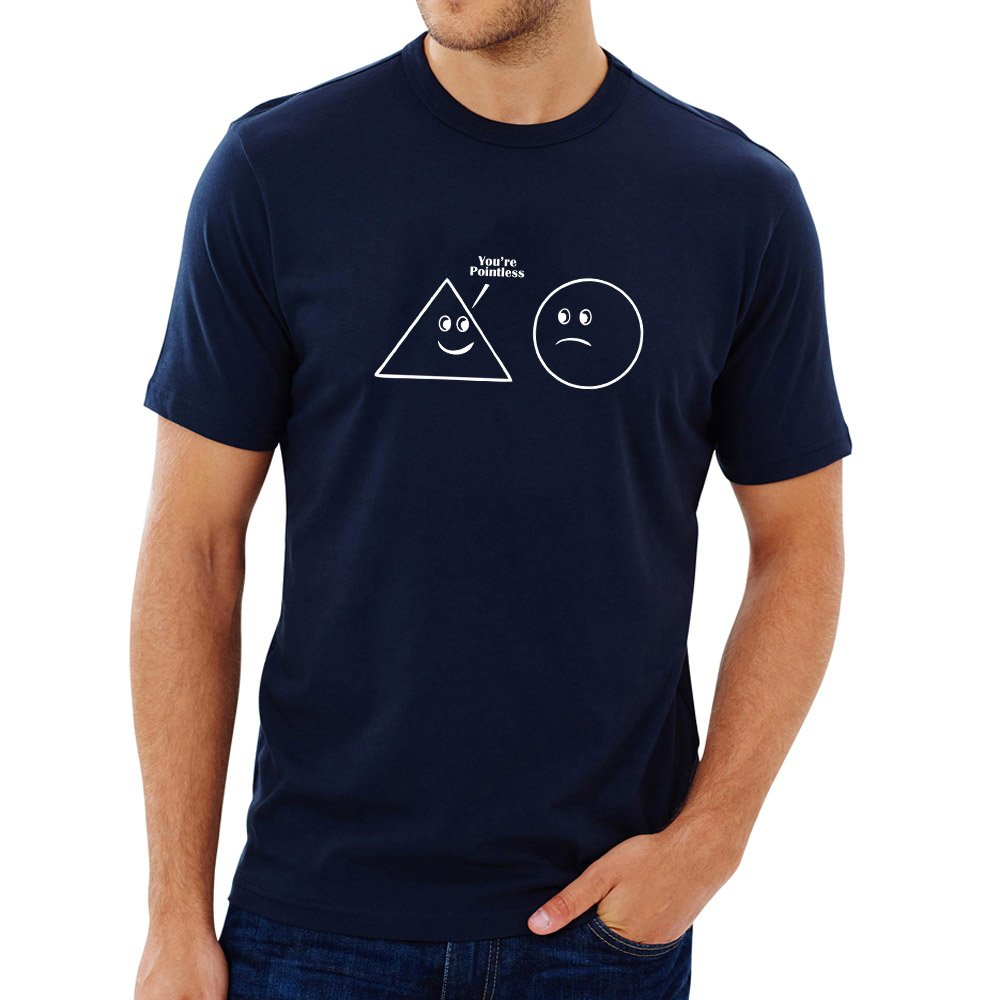 Loo Show S You Re Pointless Funny Math Sarcastic T Shirts Tee