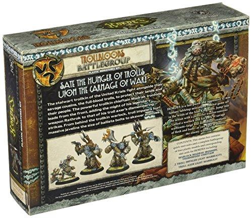 Privateer Press - Hordes - Trollblood: Trollblood Battlegroup Model Kit 4