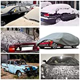 Leader Accessories Xtreme guard 5 Layers Waterproof Breathable Outdoor Indoor Car Cover