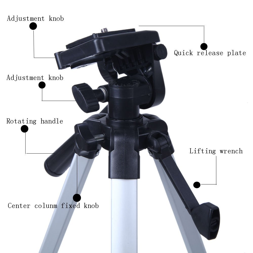 Logitech C920 Tripod, Webcam Tripod Stand for Logitech Webcam C922x C922 C930e C930 C920 C615,Brio 4K