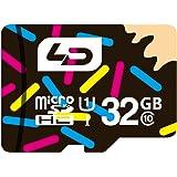 LD microSDHCカード 32GB Class10 UHS-I対応 高速転送 R:最大70MB/s 日本語パッケージ LD-MSD32GC10U1