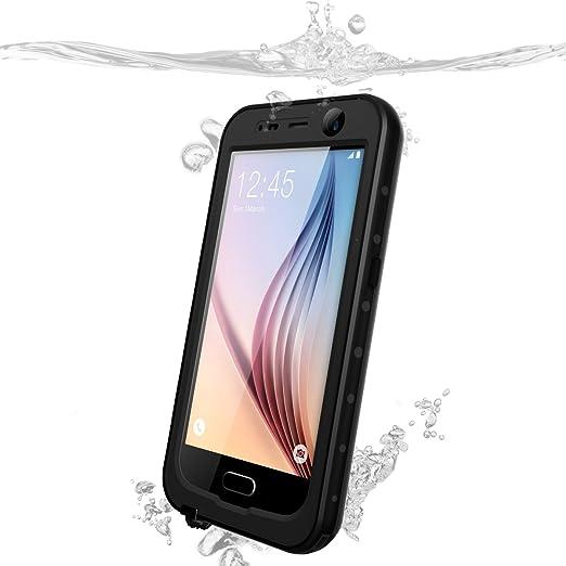27 opinioni per Samsung Galaxy S6 Custodia impermeabile, iThrough ™ Galaxy S6 Custodia