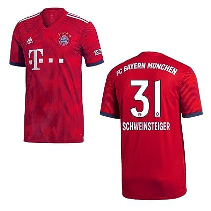2019 Home 31 Trikot Herren adidas Bayern Schweinsteiger MGzVSUpq