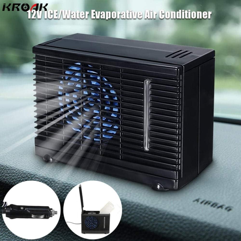 N-A Mini Aire Acondicionado portátil para Coche Refrigerador ...