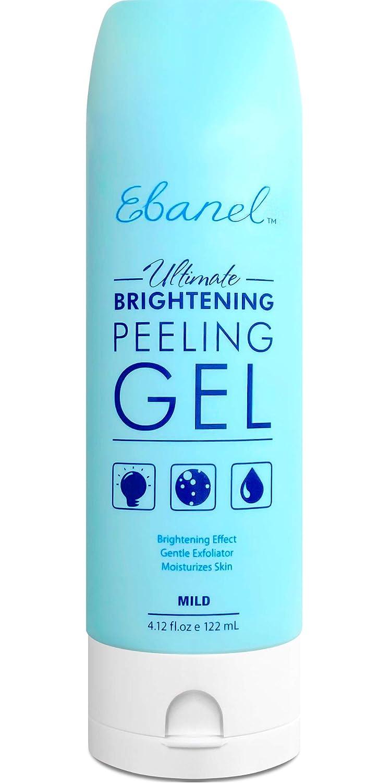 Amazon Com Ebanel Exfoliating Face Scrub Peeling Gel Mild 4 12 Oz 122 Ml Beauty