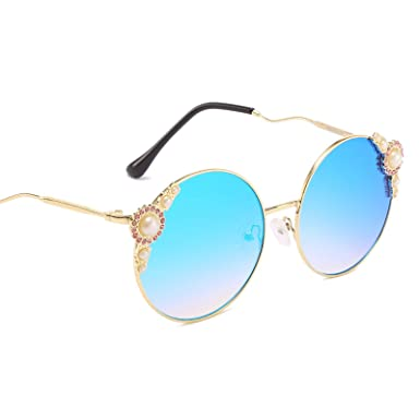 Daesar Gafas de Sol Mujer UV400 Gafas de Sol Mujer Aviador ...