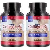 2瓶装|Neocell 超级水解胶原蛋白+维C 120片/瓶 VC双重保护 重回年轻肌肤 美国品牌 包税