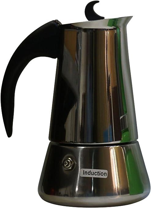 Bialetti: Erika Moka Inducción Espresso Maker 6 tazas con reductor: Amazon.es: Hogar