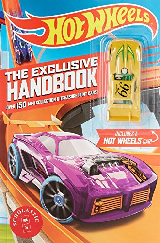 Hot Wheels: The Exclusive Handbook [Paperback] [Mar 15, 2017] Daryle Conners