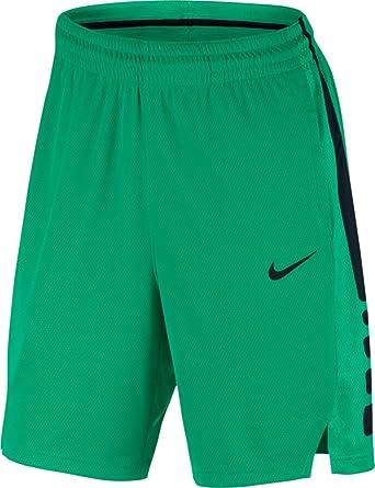 Nike M Nk Elite Stripe New - Pantalón Corto de Baloncesto Hombre ...
