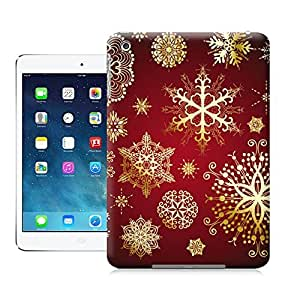 Unique Phone Case Beautiful snowflake pattern Hard Cover for ipad mini cases-buythecase