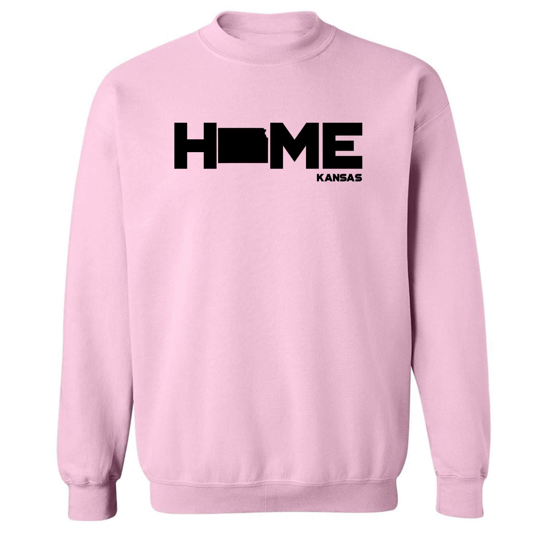 zerogravitee Kansas Home Crewneck Sweatshirt