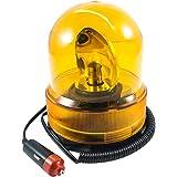 Lampeggiante emergenza/Strobo 12V arancio - Mod. A