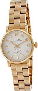 Marc by Marc Jacobs Women's Dial Stainless Steel Band Watch - MBM3247