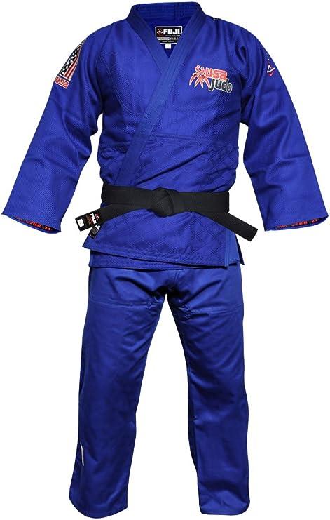 Fuji Sports Double Weave USA Judo Gi