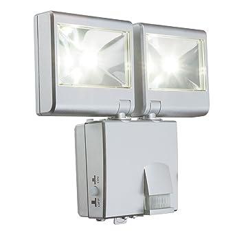 Led Außen Wand Lampe Spots Beweglich Strahler Fluter Ip44