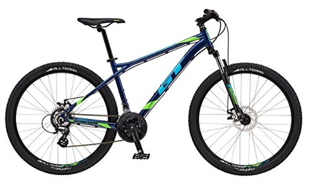 GT Bike 27.5 M Aggressor Comp BLUE Medium