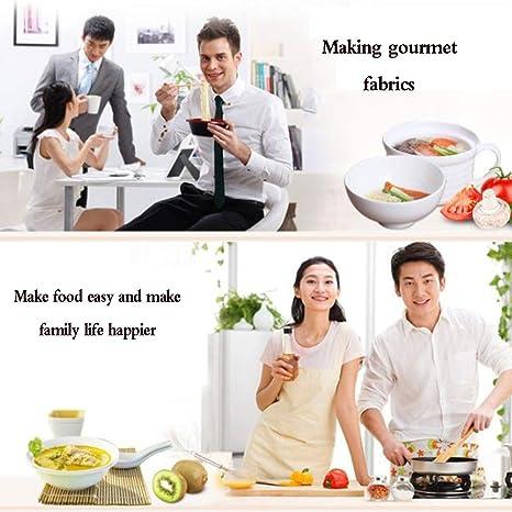 Ollas para pasta Olla de sopa olla de sopa nutritiva aumento y profundización de olla de sopa olla de cocina estufa de cocina cocina de cocina resistencia a ...