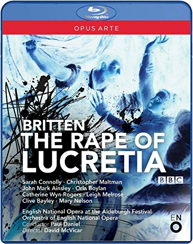 Paul Daniel - Rape of Lucretia (Blu-ray)