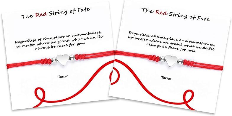 Couples Custom Bracelet,Gift for Boyfriend Men Gift Valentines Gift for Him,Gift for Brother 302 White /& Red Opal Bracelet Red Bracelet