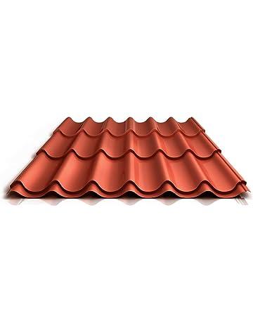 10 St/ück L/üftungskamm Anthrazit Vogelschutz Haus /& Dach Traufenl/üftungskamm PVC 55 mm x 1,0 m Traufkamm