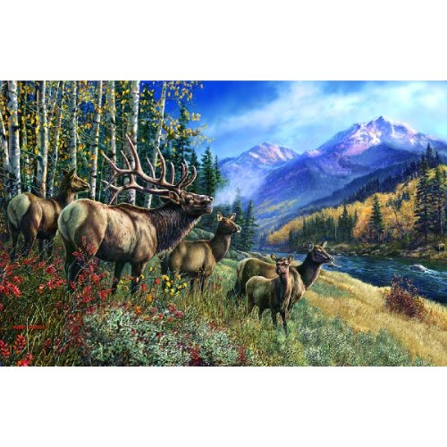 Expert choice for elk puzzles for adults