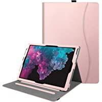 Fintie - Funda multiángulo para Surface Pro 7, Pro 6, Pro 5, Pro 4 y Pro 3, Rose Gold