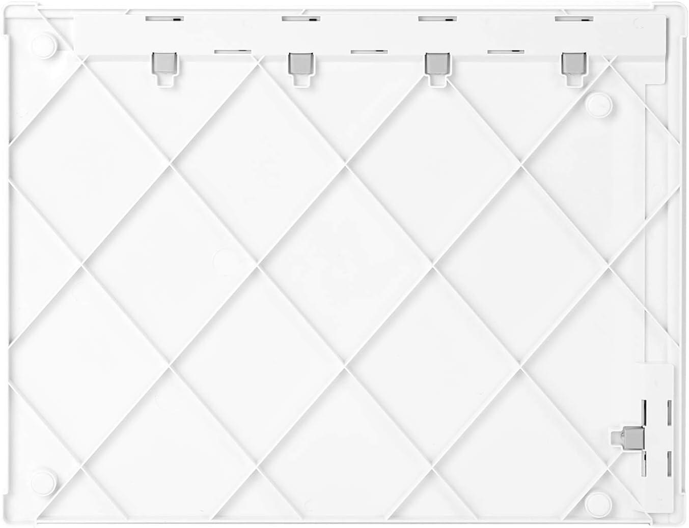 Festnight Tablero de dibujo de imagen A4 Plataforma cartogr/áfica con rieles de gu/ía suaves Marcas precisas Dise/ño funcional Herramienta auxiliar