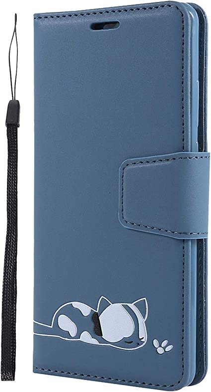 Lomogo Cover [Huawei P30 PRO] Portafoglio, Custodia a Libro Pelle ...