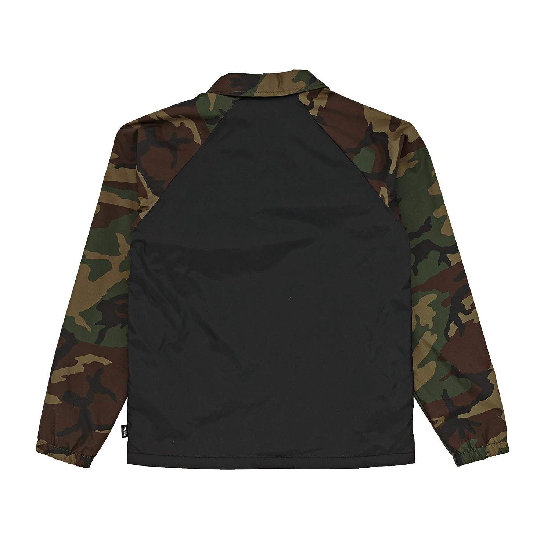 Vans Torrey Boys Jacket Medium Black Camo: : Bekleidung