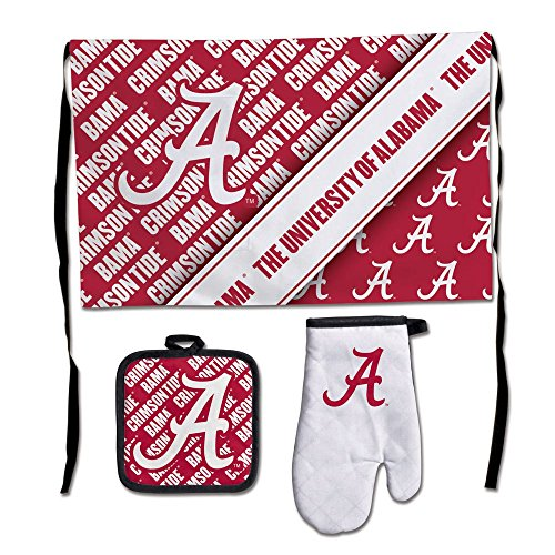 WinCraft NCAA University of Alabama Barbeque Premium Tailgate ()