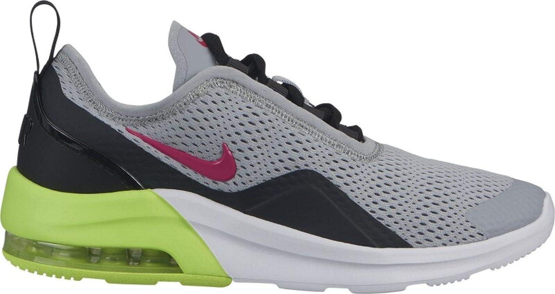 Mehrfarbig (Wolf grau Rush Rosa Anthracite schwarz 000) Nike Herren Air Max Motion 2 (Gs) Leichtathletikschuhe