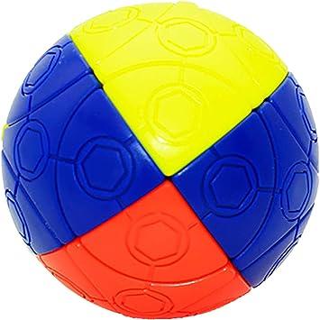 AHYUAN España Balón de fútbol de Velocidad 3D, Rompecabezas, Bola ...