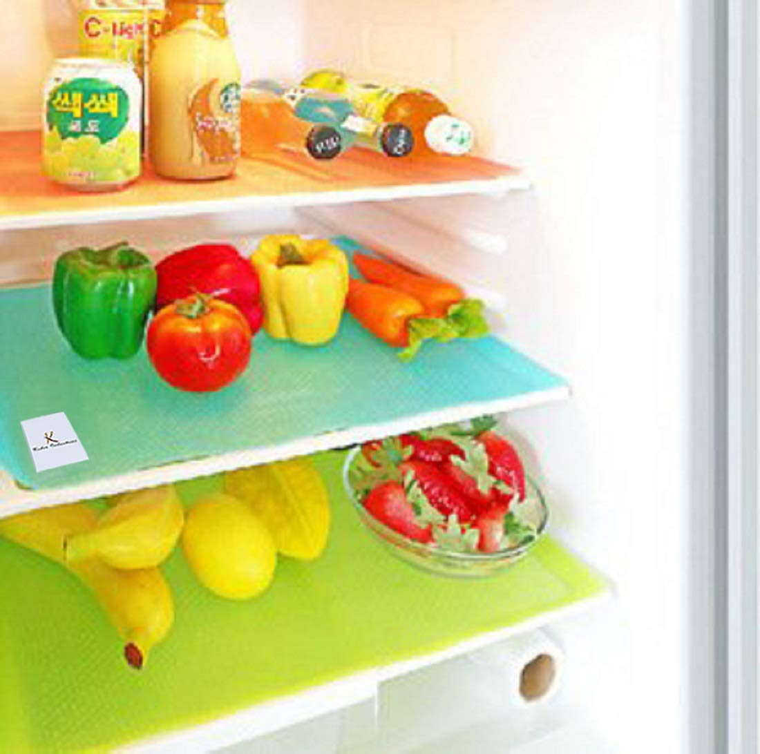 Kuber Industriestm Pvc Refrigerator Drawer Mats / Fridge