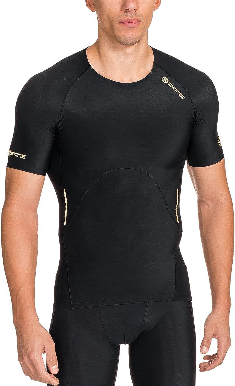 Image of Skins Men's A400 Compression Short Sleeve Top