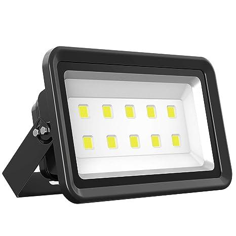500W Watt LED Flood Light Bright White Outdoor Security Lighting Work Spotlight