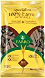 Probios Whole Spelt Penne Rigate Pasta, 500 g, Pack of 3