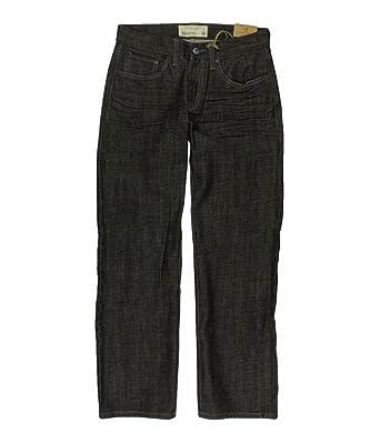 Amazon.com  Ecko Unltd. Mens Core Raw Black Denim Relaxed Jeans  Clothing bce3db918